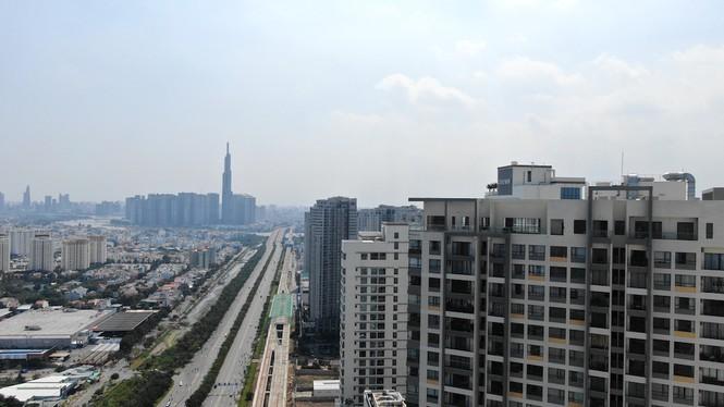 Cuộc đua của hàng loạt cao ốc 'đu bám' dọc tuyến Metro Bến Thành - Suối Tiên - Ảnh 6.