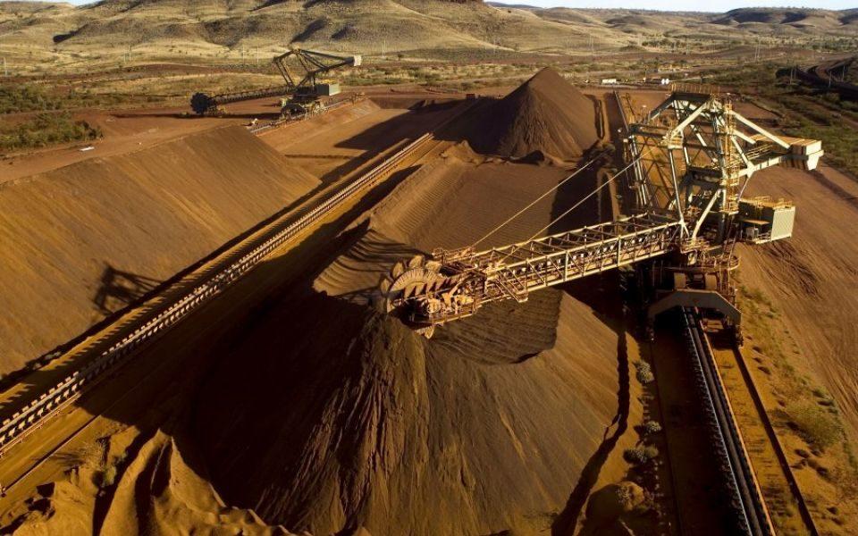 Giá thép xây dựng hôm nay (1/5): Giá quặng sắt đánh dấu mức tăng hàng tháng - Ảnh 1.