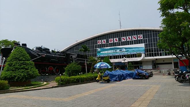 Xin dời ga Đà Nẵng để phát triển đô thị - Ảnh 1.
