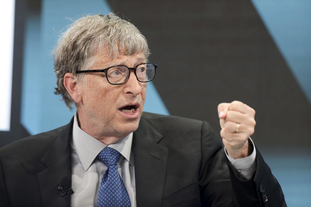 Bill Gates so sánh cơn điên cổ phiếu GameStop với trò cờ bạc - Ảnh 1.