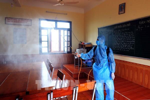 Đã có 57 tỉnh, thành chốt thời gian học sinh trở lại trường - Ảnh 1.