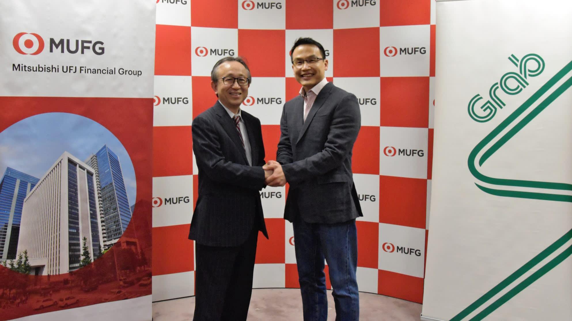 3 bất ngờ khiến nhà băng lớn nhất Nhật Bản chi 80 tỉ yên đầu tư vào Grab - Ảnh 1.