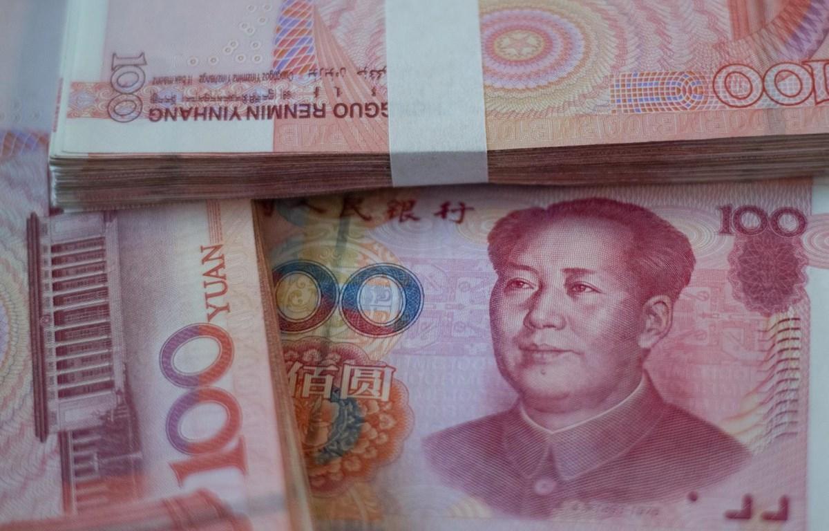Trung Quốc phát hành gần 750 tỉ USD trái phiếu trong tháng Ba - Ảnh 1.