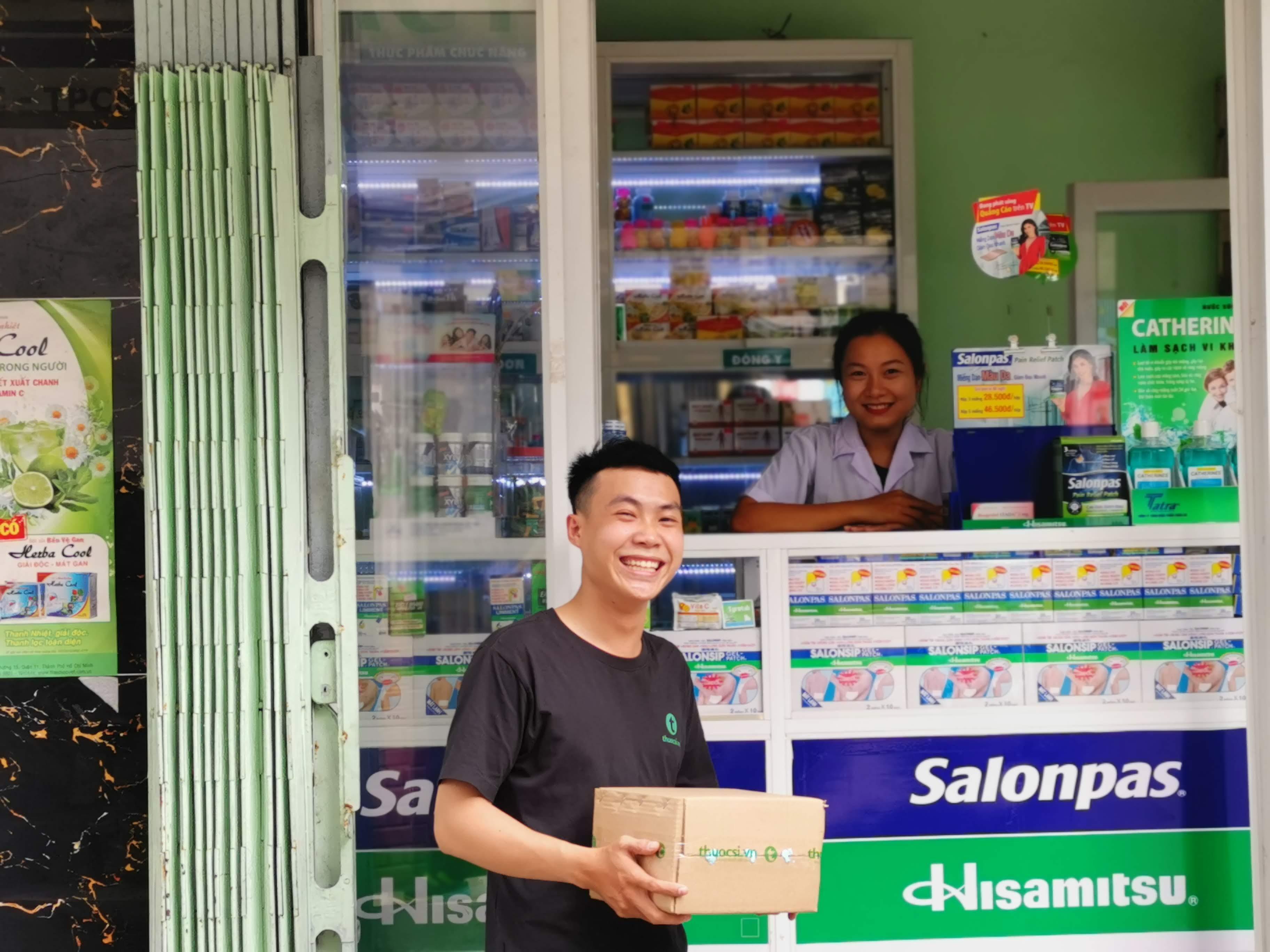 Công ty chủ quản Thuocsi.vn nhận 2,5 triệu USD đầu tư, tham vọng mở rộng tại Đông Nam Á - Ảnh 1.
