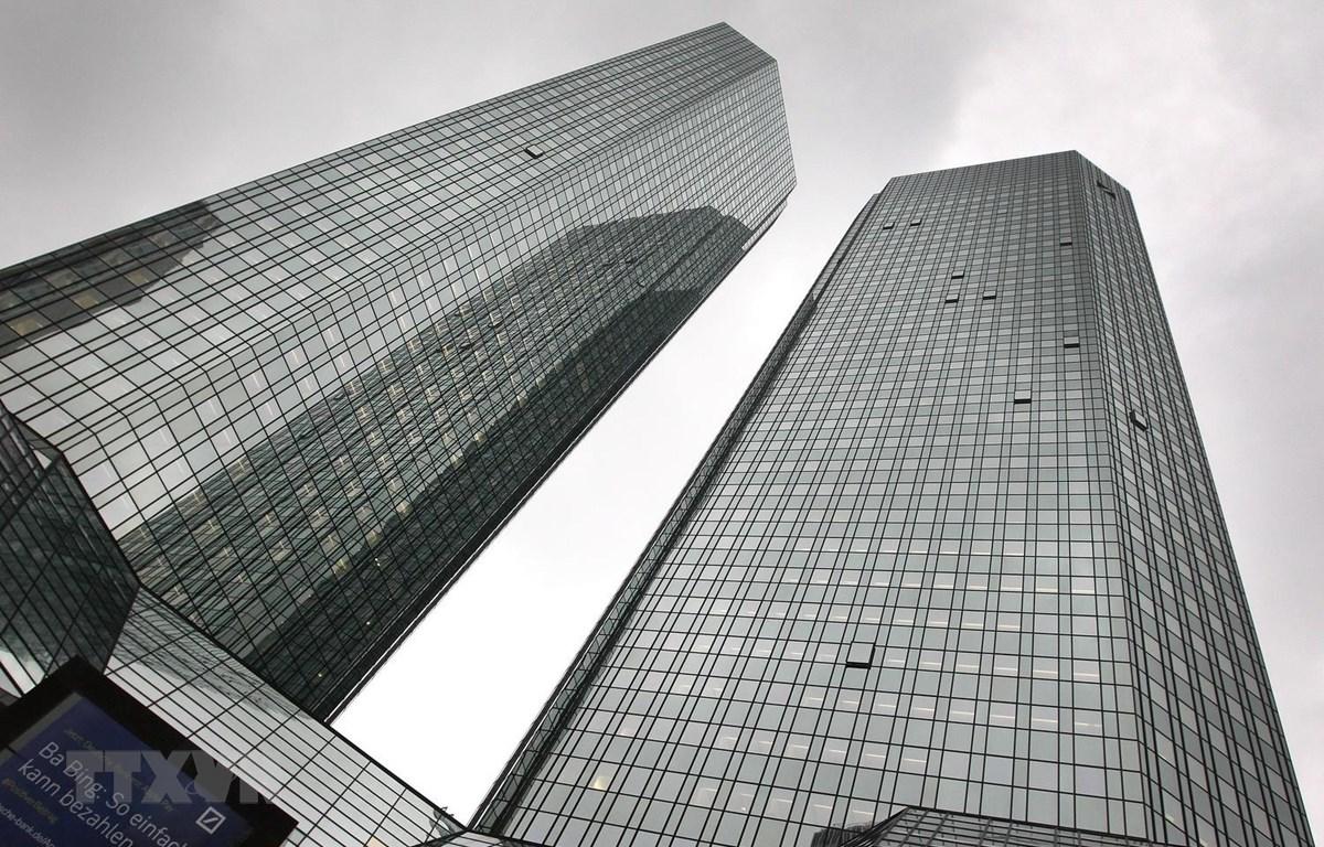 Deutsche Bank vẫn có lãi trong quí I bấp chấp dịch COVID-19 - Ảnh 1.