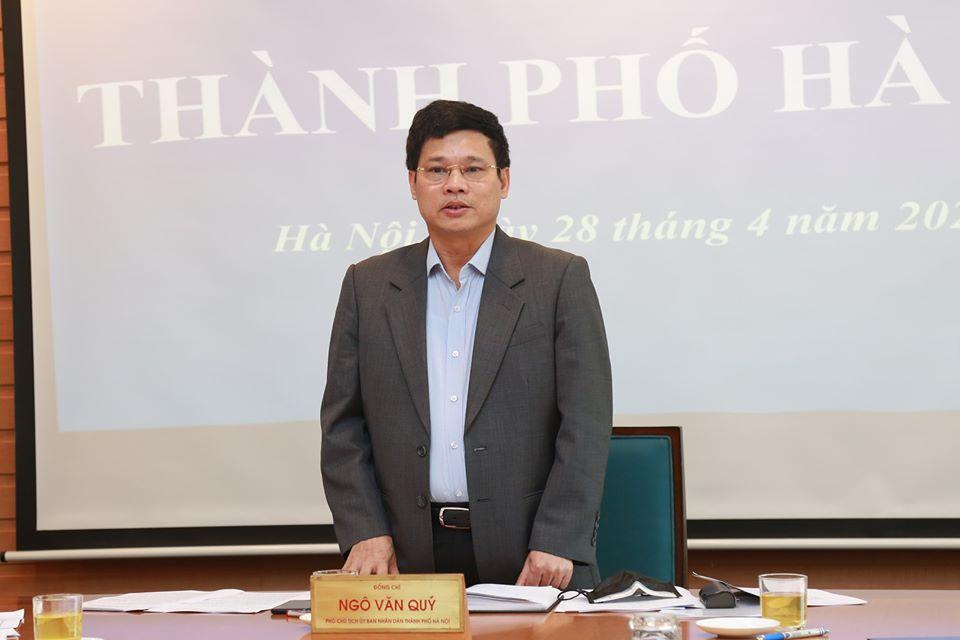 Hà Nội đề nghị chuyển từ nhóm 'có nguy cơ' xuống 'nguy cơ thấp' - Ảnh 1.