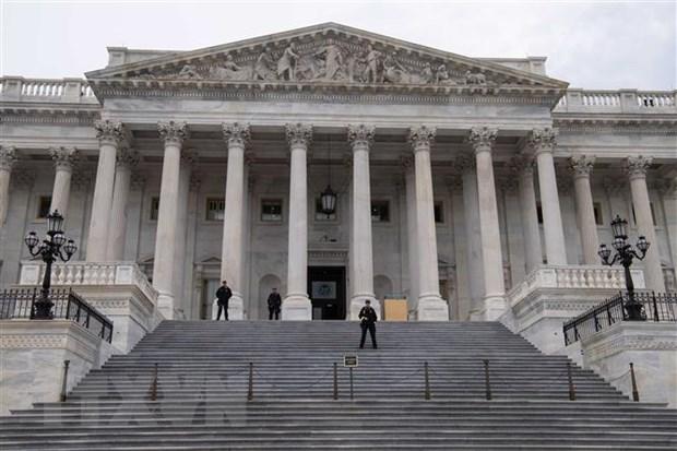 Quốc hội Mỹ thông báo sẽ trở lại hoạt động từ tuần tới - Ảnh 1.