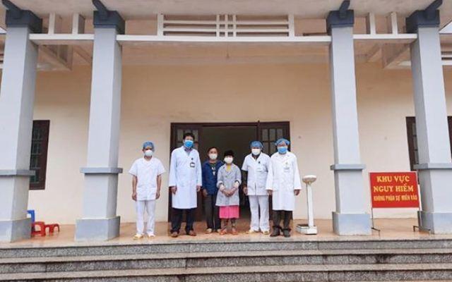Bệnh nhân 268 nhiễm COVID-19 ở Hà Giang được công bố khỏi bệnh - Ảnh 1.