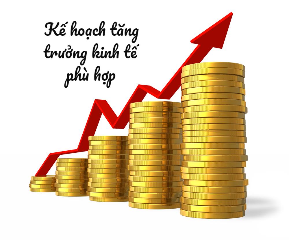 Kế hoạch tăng trưởng kinh tế phù hợp là gì? - Ảnh 1.