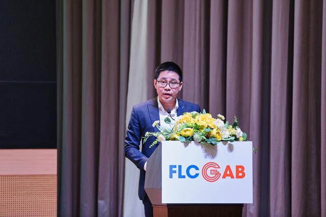 Tổng Giám đốc KLF và AMD kiêm thêm chức Chủ tịch FLC GAB - Ảnh 1.