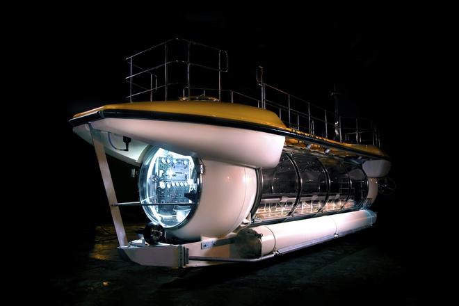 Tỉ phú Phạm Nhật Vượng đặt mua tàu ngầm thám hiểm - Ảnh 2.