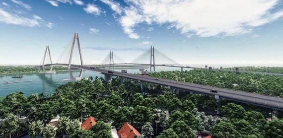 Kiến nghị lùi thời gian hoàn thành cao tốc Mỹ Thuận - Cần Thơ đến năm 2023 - Ảnh 1.