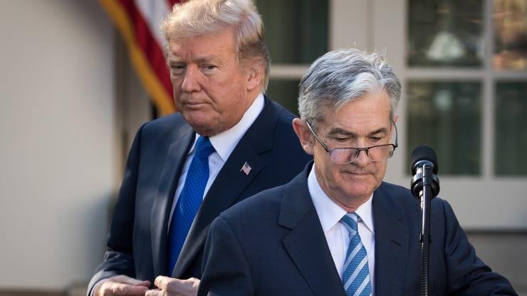 Ông Trump thích lãi suất âm, nhưng Fed chưa chắc sẽ chiều ý tổng thống - Ảnh 1.