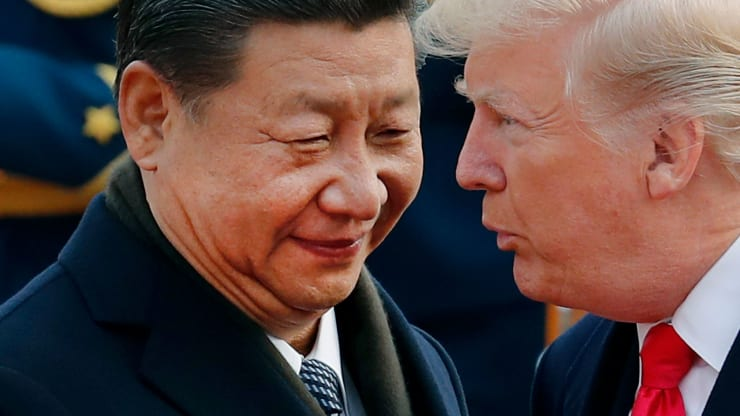 Nhà Trắng lệnh cho quĩ hưu trí ngừng đầu tư vào Trung Quốc - Ảnh 1.