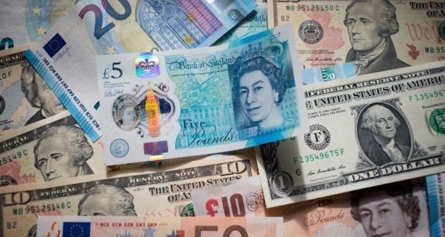 Tỷ giá ngoại tệ ngày 21/5: Bảng Anh giảm, yen Nhật tăng giá - Ảnh 1.