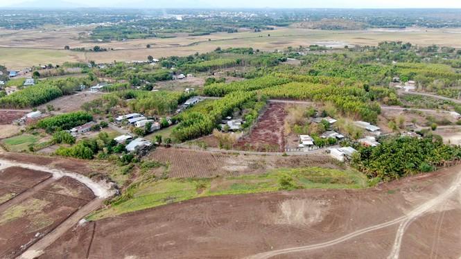 Cận cảnh khu đất ở Bà Rịa - Vũng Tàu đang bị kiểm tra vì bán đất nền kiểu Alibaba - Ảnh 29.
