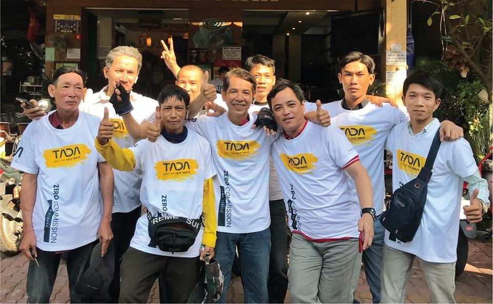 Ứng dụng gọi xe không chiết khấu TADA ra mắt dịch vụ giao hàng tại Việt Nam - Ảnh 2.