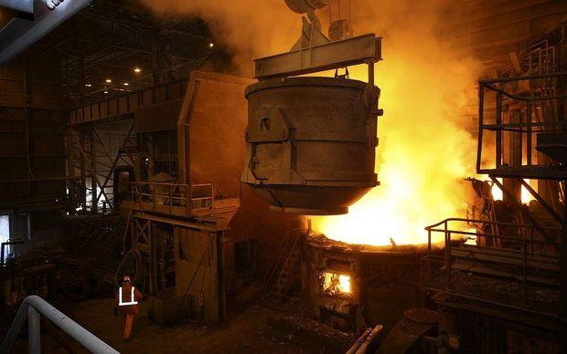 Giá thép xây dựng hôm nay (14/5): Giá quặng sắt chạm đỉnh 9,5 tháng nhờ nhu cầu tăng cao - Ảnh 1.