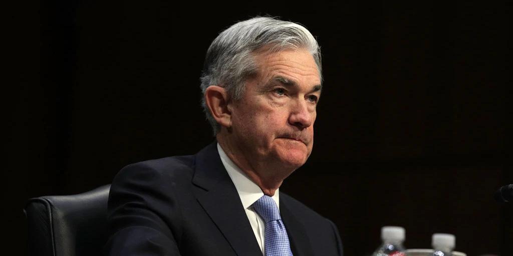 Chủ tịch Jerome Powell: Fed không xem xét lãi suất âm nên Mỹ cần nhiều chính sách để kéo kinh tế ra khỏi vũng lầy suy thoái - Ảnh 1.