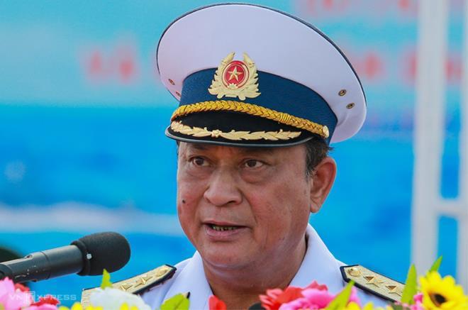 Khai trừ Đảng đối với Đô đốc Nguyễn Văn Hiến - Ảnh 1.