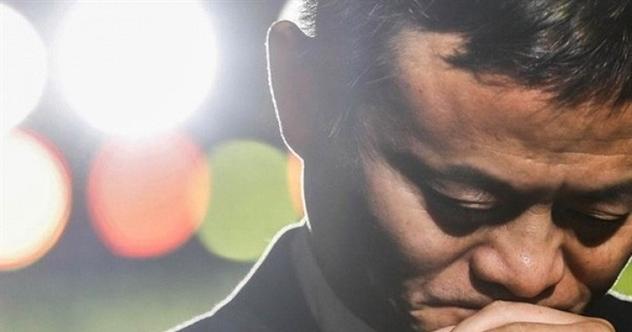 Jack Ma bị soán mất ngôi người giàu nhất Trung Quốc - Ảnh 1.