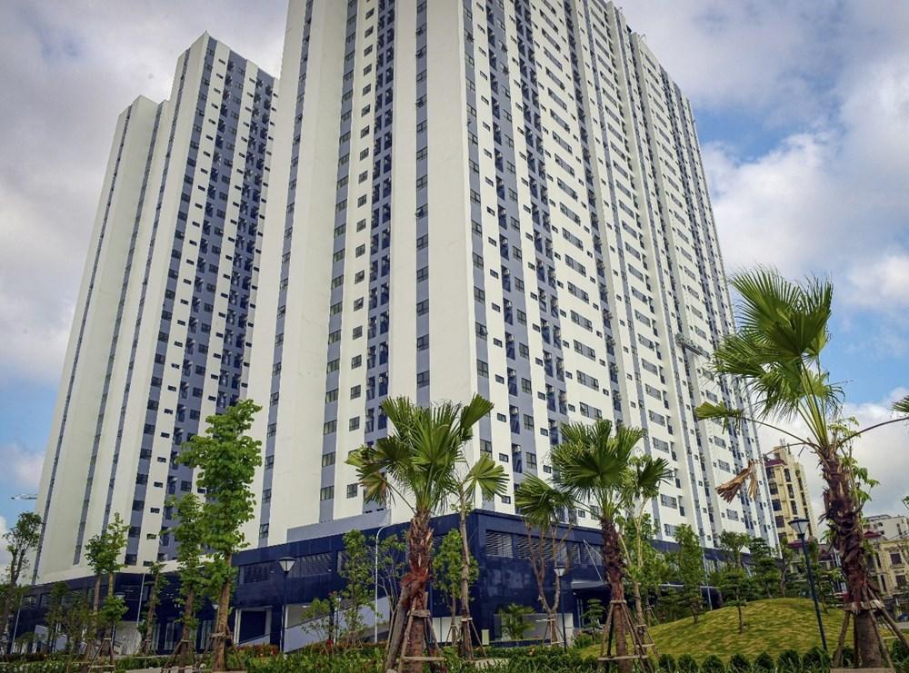 Tài chính Hoàng Huy khánh thành Dự án cải tạo chung cư cũ 29 tầng tại Hải Phòng - Ảnh 1.
