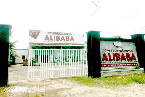 Vụ Địa ốc Alibaba: Gấp rút điều tra, sớm đưa ra xét xử - Ảnh 1.