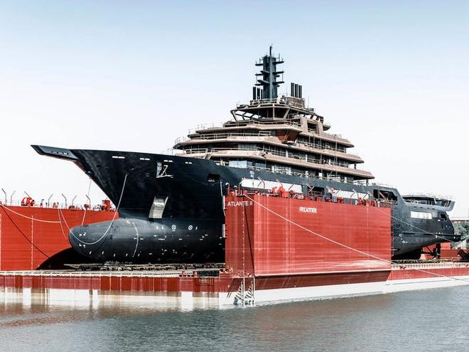 Tỷ phú dầu mỏ đóng du thuyền lớn nhất hành tinh - Ảnh 5.