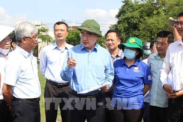"""TP Hồ Chí Minh """"tuyên chiến"""" với nạn xây nhà không phép trên đất nông nghiệp - Ảnh 1."""