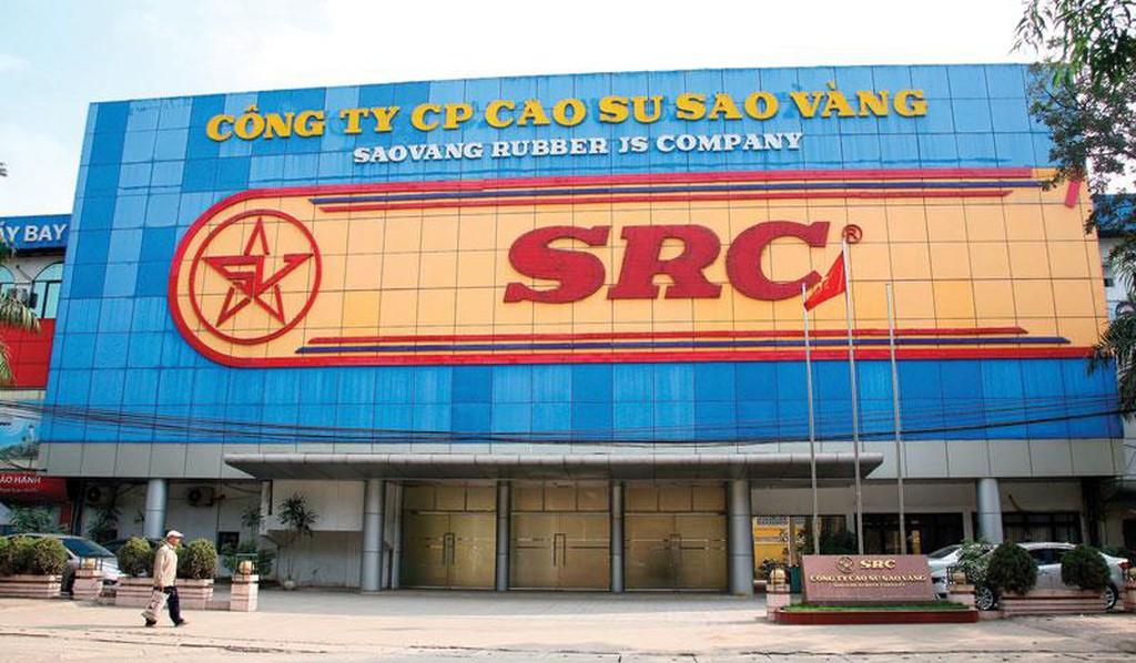 Cao su Sao Vàng (SRC) - Ảnh 1.