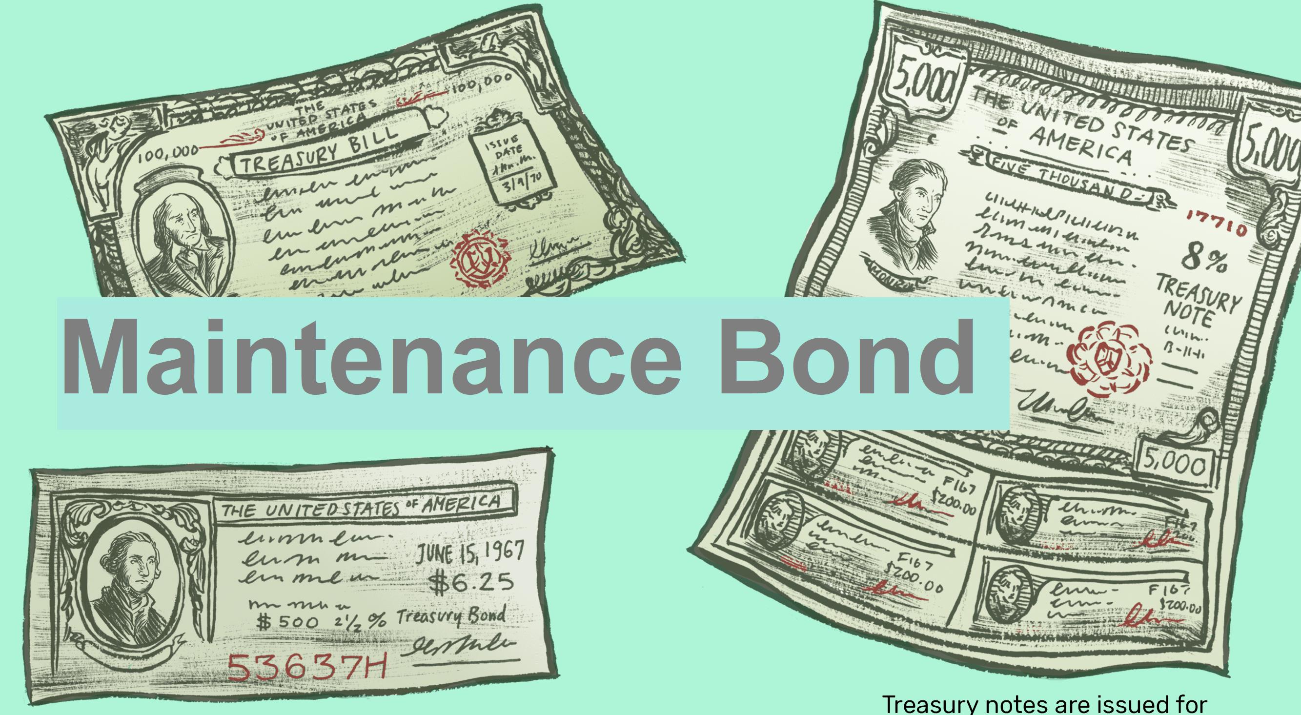 Trái phiếu duy trì (Maintenance Bond) là gì? Đặc điểm - Ảnh 1.