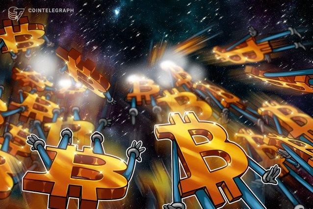 Phí giao dịch bitcoin tăng mạnh trong 1 tháng qua (nguồn: CoinTelegraph)