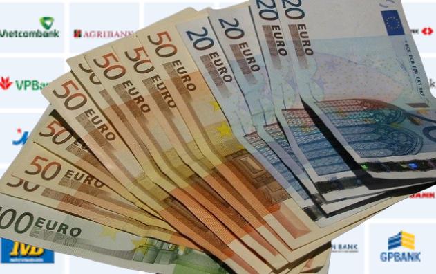 Tỷ giá đồng Euro hôm nay 18/5: Euro ngân hàng tăng giá - Ảnh 1.