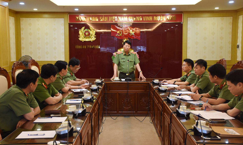 Ai sẽ là tân Giám đốc Công an tỉnh Thanh Hóa - Ảnh 1.