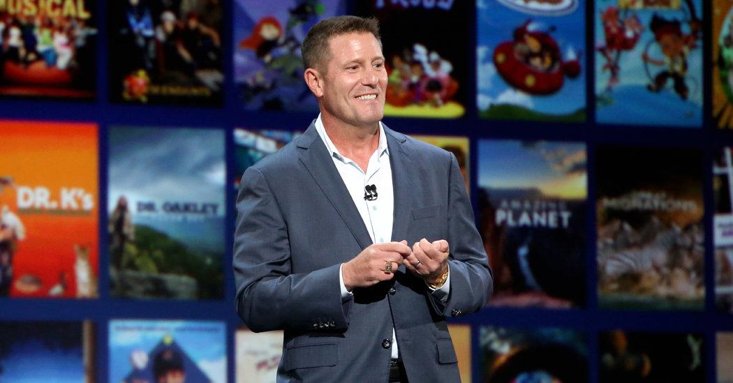 TikTok bổ nhiệm CEO mới là giám đốc streaming của Disney - Ảnh 1.