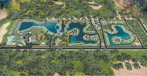 Phải truy thu hơn 800 tỉ đồng từ sai phạm miễn, giảm tiền sử dụng đất ở Phú Quốc - Ảnh 1.