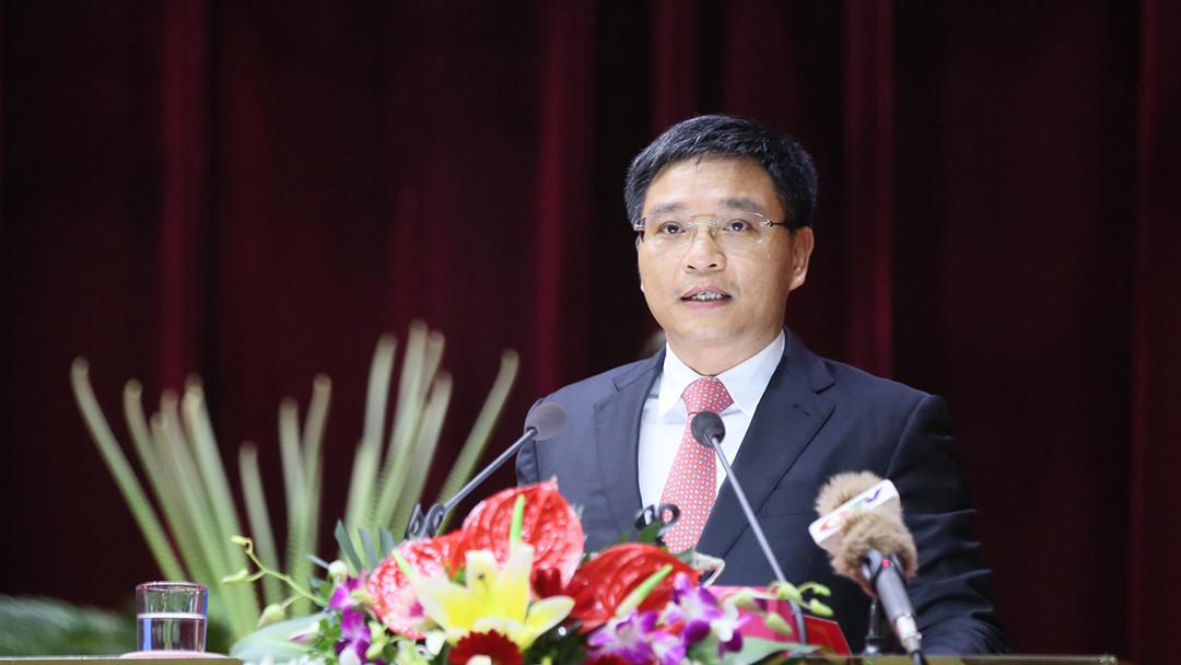 Chủ tịch UBND tỉnh Quảng Ninh kiêm nhiệm Hiệu trưởng Trường đại học Hạ Long - Ảnh 1.