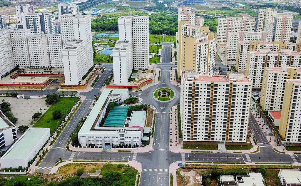 TP HCM dự kiến sáp nhập 19 phường và 3 quận để lập thành phố phía Đông - Ảnh 1.