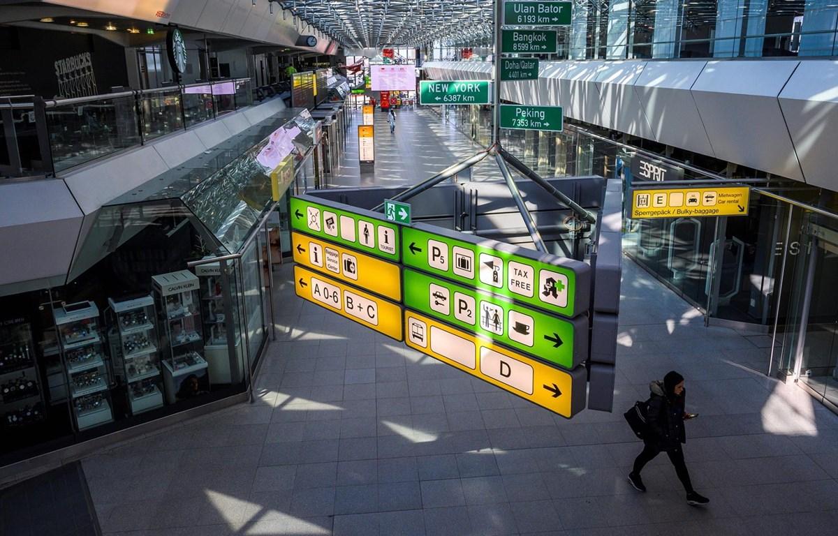 Lượng khách giảm do dịch COVID-19, Đức đóng cửa sân bay lớn thứ 4 - Ảnh 1.