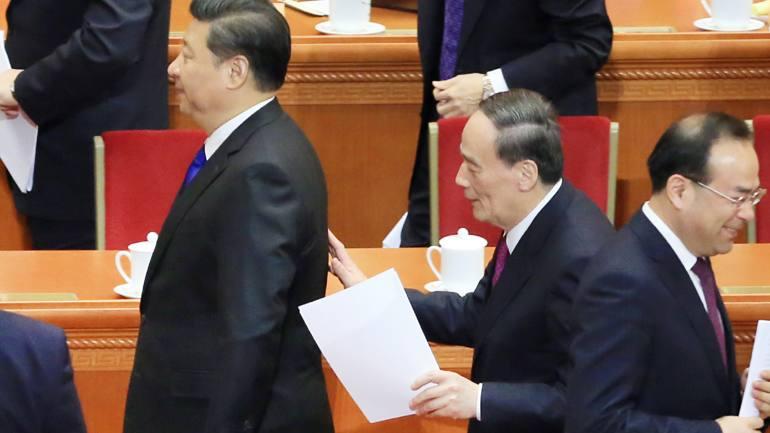 Tổng thống Trump thành vai chính trong phiên họp quốc hội năm nay của Trung Quốc - Ảnh 2.