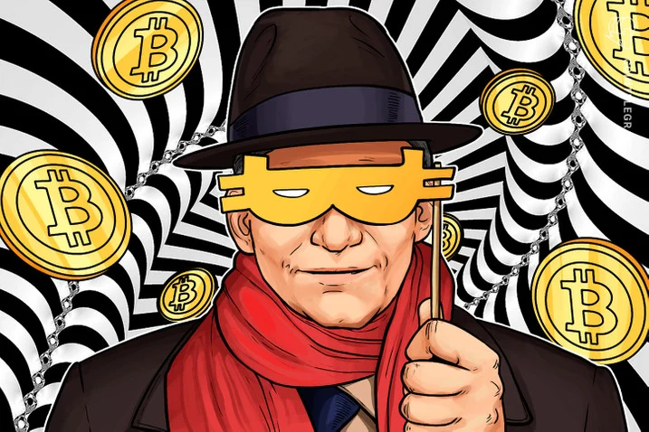 Đồng bitcoin đầu tiên của Satoshi dịch chuyển (nguồn: CoinTelegraph)