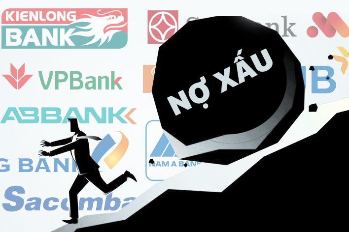 TOP 10 ngân hàng có tỉ lệ nợ xấu cao nhất quí I/2020 - Ảnh 1.