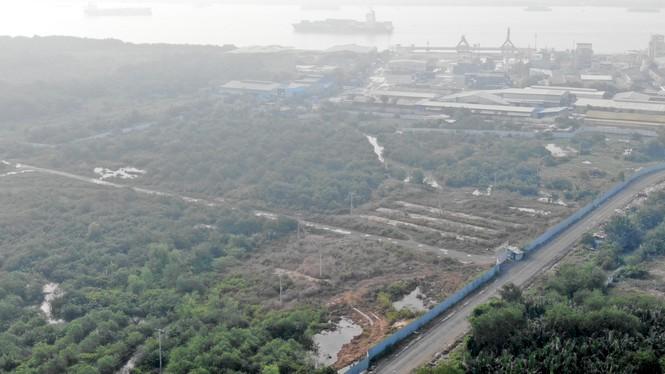 Con đường ven sông trị giá 'tỉ đô' ở Sài Gòn nhìn từ trên cao - Ảnh 10.