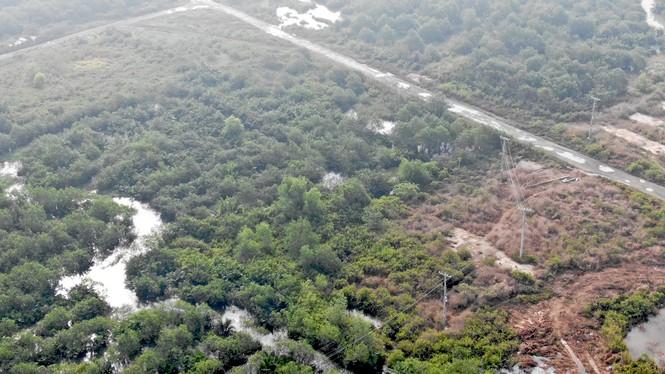 Con đường ven sông trị giá 'tỉ đô' ở Sài Gòn nhìn từ trên cao - Ảnh 12.