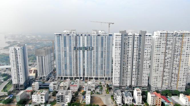 Con đường ven sông trị giá 'tỉ đô' ở Sài Gòn nhìn từ trên cao - Ảnh 26.