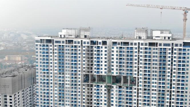 Con đường ven sông trị giá 'tỉ đô' ở Sài Gòn nhìn từ trên cao - Ảnh 29.
