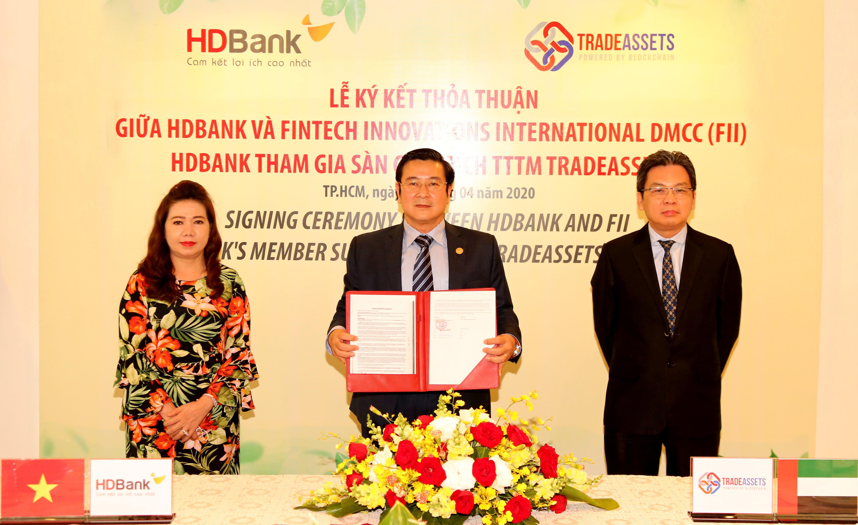 HDBank tiên phong ứng dụng công nghệ số hóa trong hoạt động ngân hàng đại lí - Ảnh 1.