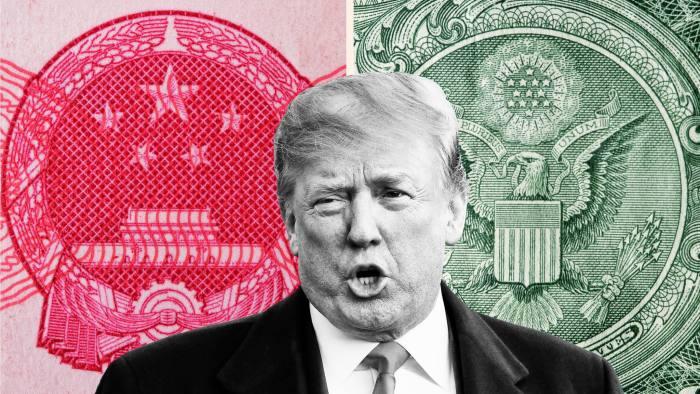 Căng thẳng giữa hai siêu cường Mỹ - Trung lan sang mặt trận mới: Thị trường chứng khoán - Ảnh 1.
