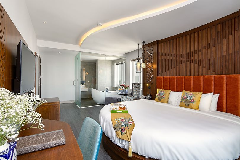 Parze Ocean Hotel and Spa  - Ảnh 1.