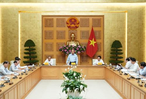 Thường trực Chính phủ họp về biện pháp đón làn sóng đầu tư nước ngoài - Ảnh 2.